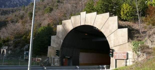 Túnel del Cadí.