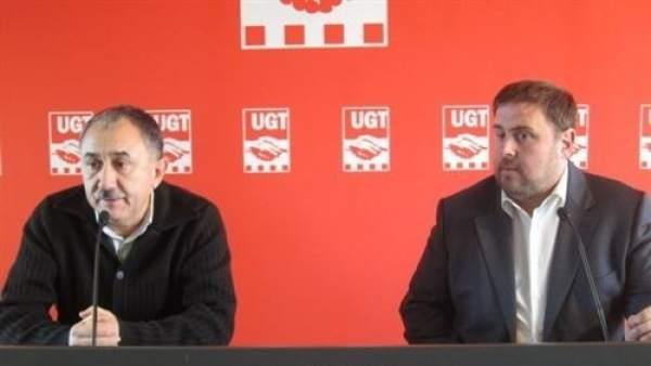 ERC y UGT
