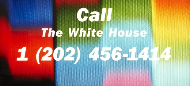 Call the White House, 1990