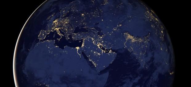 Imagenes del planeta Tierra