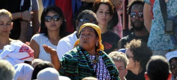 """Líderes Mayas en Cuba: """"El mundo no se acaba"""""""