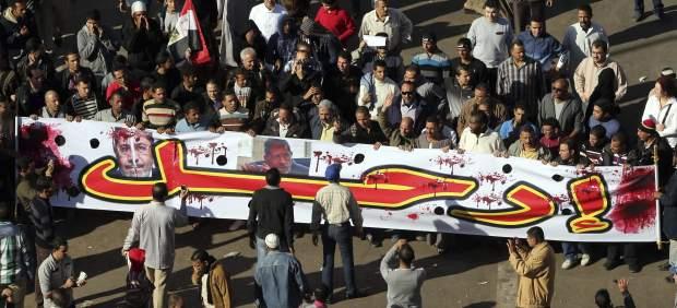 Protestas contra Morsi