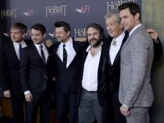 Presentación del 'El Hobbit'