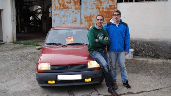 Alejandro y José Manuel García Puche