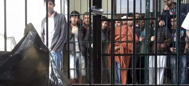 El Guantánamo griego