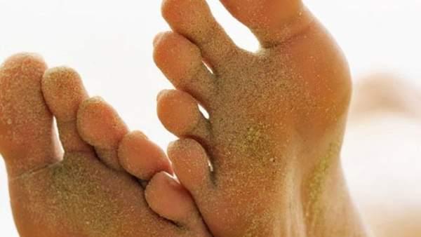 Los pies también acaban sufriendo las consecuencias del estrés o la ...