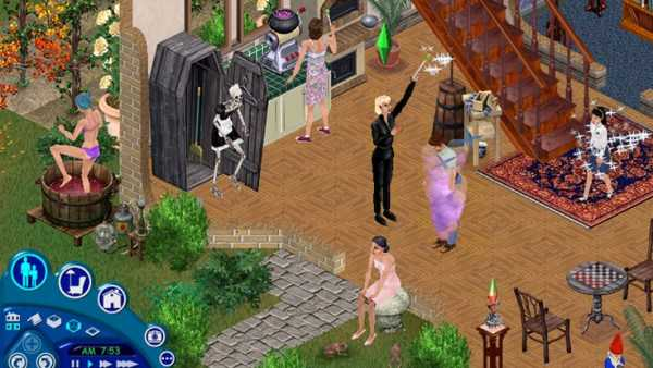 'The Sims'