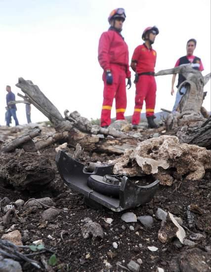 """Fallece la cantante mexicana Jenni Rivera en un accidente de avión """"sin supervivientes"""" 87663-427-550"""