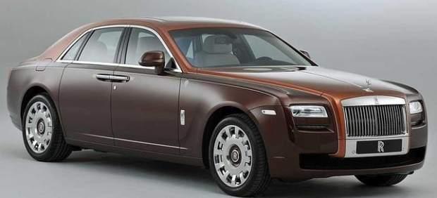 Rolls-Royce Ghost edición especial 'Mil y una noches'