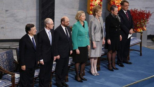Ceremonia del Nobel de la Paz
