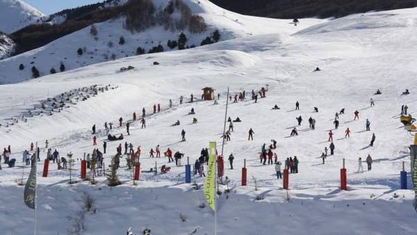 Formigal, al Pirineo aragonés se viene a disfrutar