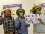 Los indígenas piden ayuda a la ONU