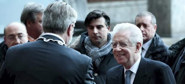 Mario Monti en Oslo