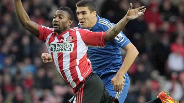 Romeu en el Chelsea - Sunderland