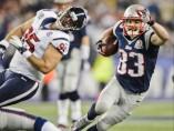 Los Texans contra los Patriots