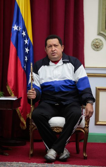 Hugo Chávez - Noticias, Fotos, Encuestas y Trivials de