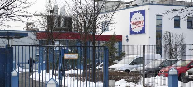 Fábrica de productos congelados Wagner