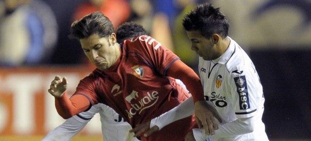 Jonathan Viera y �lvaro Cejudo