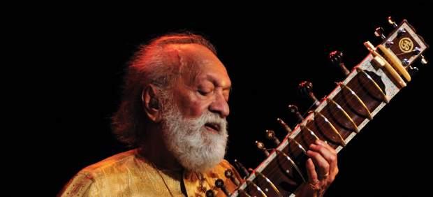 Ravi Shankar, el músico