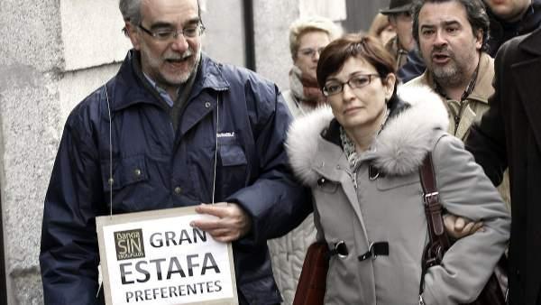 Declaran los exconsejeros de Bankia