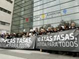 Personal de Justicia, contra la reforma judicial