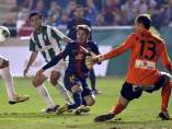 Messi ante el Córdoba