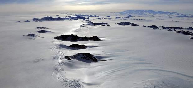 Montañas Ellsworth