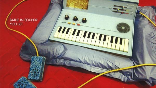 'ROAN BW-1, Bathtub synthesizer , 2012'