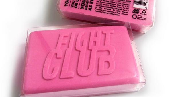 'Fight Club Soap'