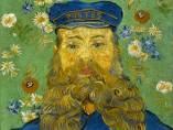'Portrait of Joseph Roulin'