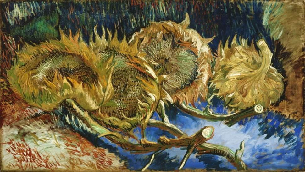 Un poderoso catálogo de Van Gogh