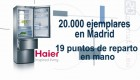 Reparto Haier 3D Fridge