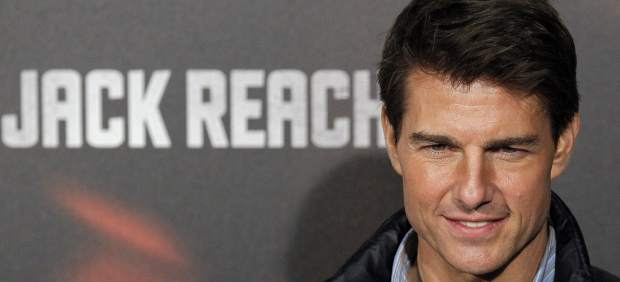 Tom Cruise presenta 'Jack Reacher' en Madrid