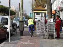 Madrid tendrá 32,5 km más de carril bici antes de final de año