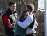 Matanza en una escuela de Connecticut