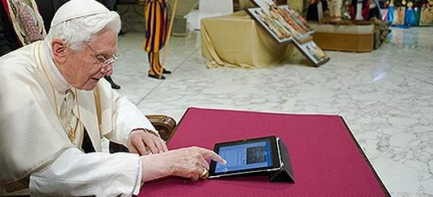 ¿Por qué no sigue a nadie el papa Benedicto XVI en Twitter?