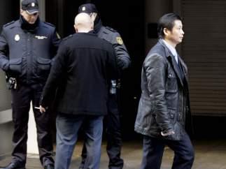 El líder de la mafia china, Gao Ping