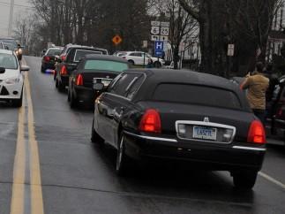 Funeral en Connecticut