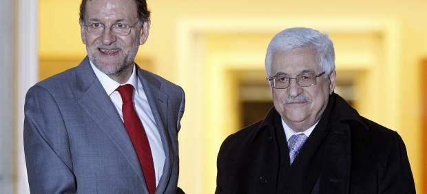 Rajoy y Abb�s