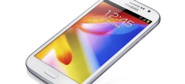 Samsung apuesta por una pantalla de cinco pulgadas en el nuevo Galaxy Grand