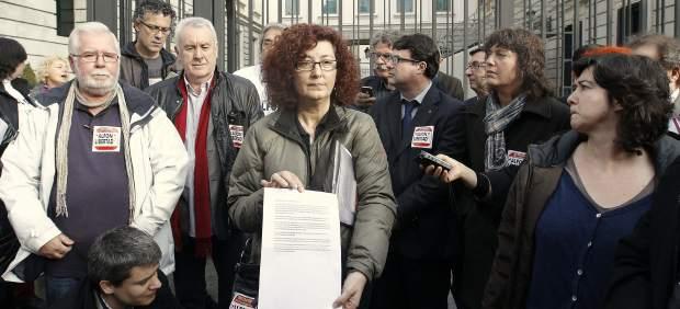 Acto para pedir la libertad de Alfonso Fernández 'Alfon'
