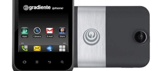 El 'otro iPhone' es brasileño y funciona con el sistema operativo de Google, Android