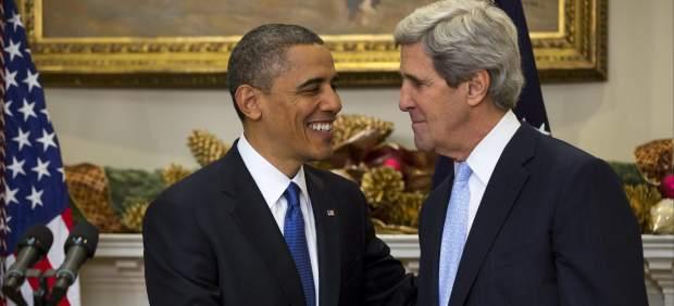 Obama y Kerry
