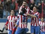 Gol de Adrián con el Atlético