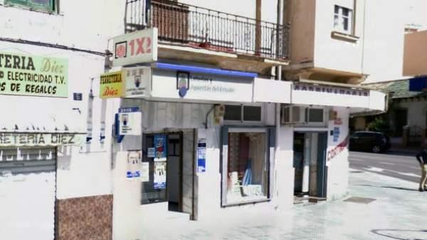 Administración de Lotería en Málaga