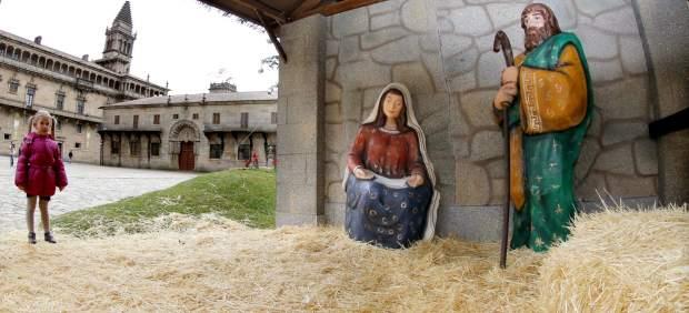Belén, sin niño Jesús
