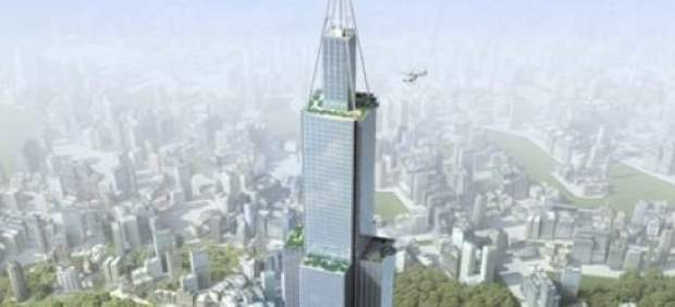 china construir el edificio ms alto del mundou en solo das