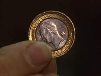 Intentan colar bolívares por euros