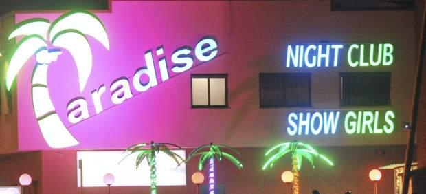 Prostíbulo 'Paradise'