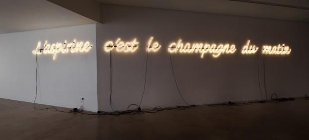 L'Aspirine c'est le champagne du matin, 2009